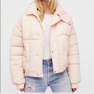 ONE DAY ONLY⚡️Free People Cold rush Puffer Coat